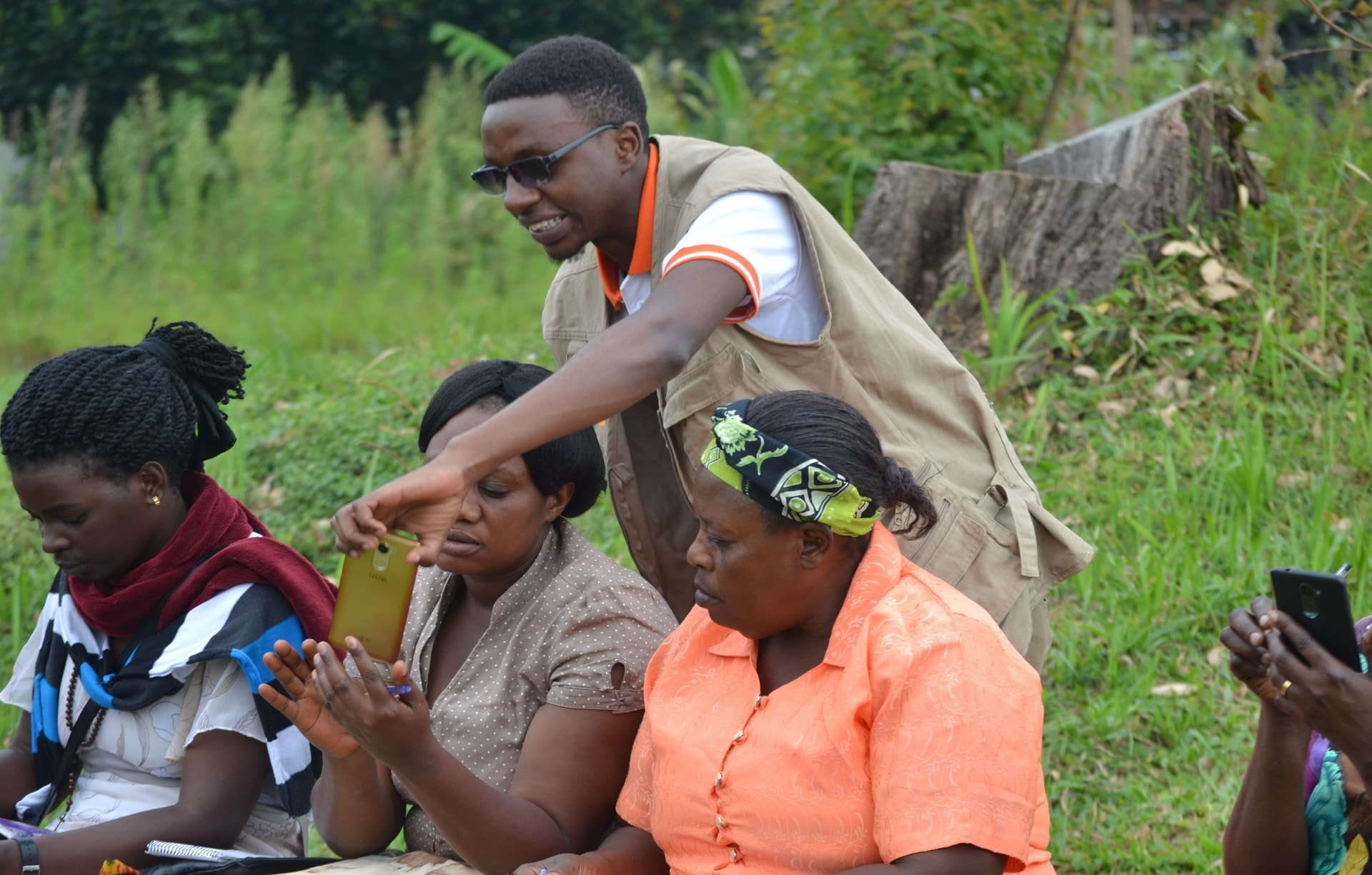 GetIN Mobile App extends accessibility to Bundibugyo
